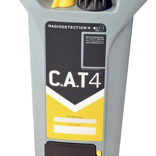 C.A.T4 : Lokalizator kabli i rur do zapobiegania kolizji przy wykonywaniu wykopów.
