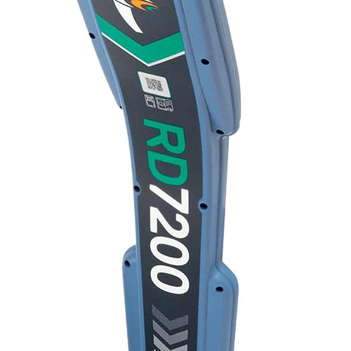 RD7200 : Profesjonalny lokalizator do trasowania sieci i wykrywania uszkodzeń izolacji.
